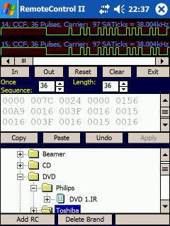 Novii remote activation code